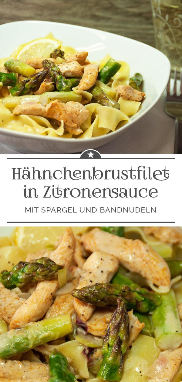 Hähnchenbrustfilet-in-Zitronensauce