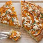 Kürbis-Pizza