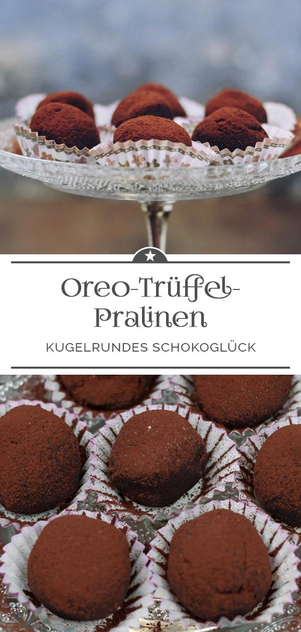 Oreo-Trüffel-Pralinen