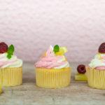 Himbeer-Lemon-Cupcakes