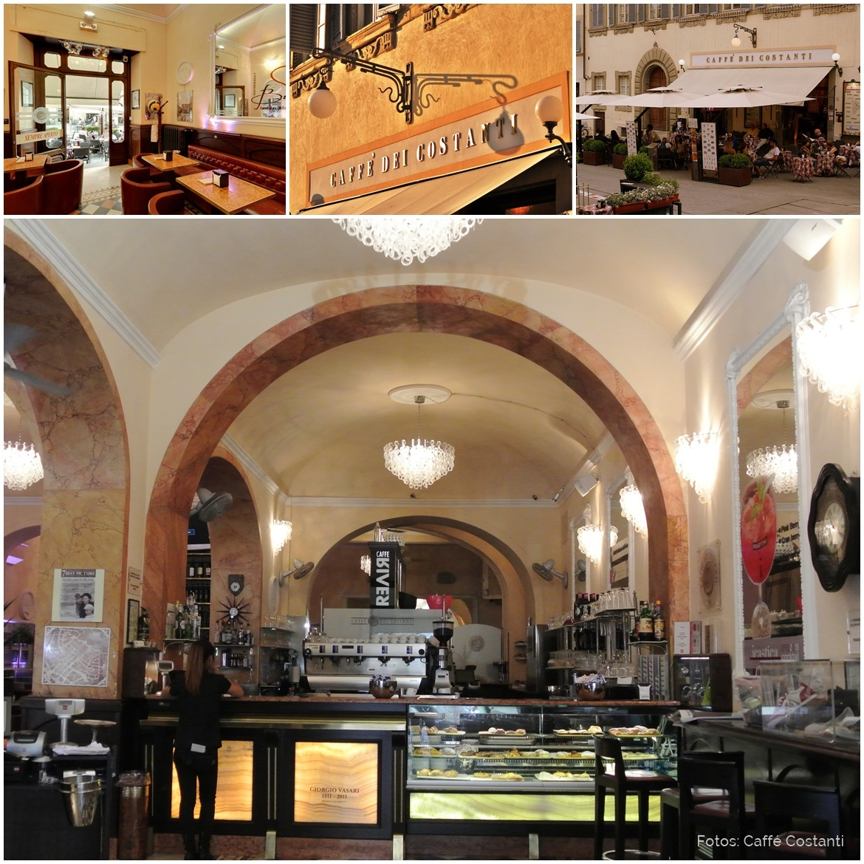 Arezzo Caffe Costanti