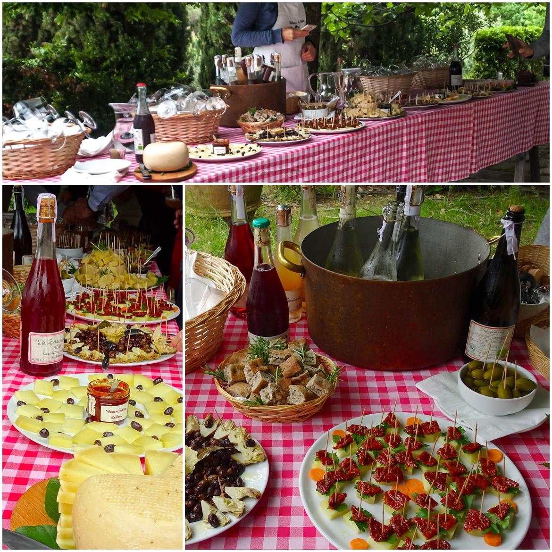 Weinprobe Fattoria La Vialla