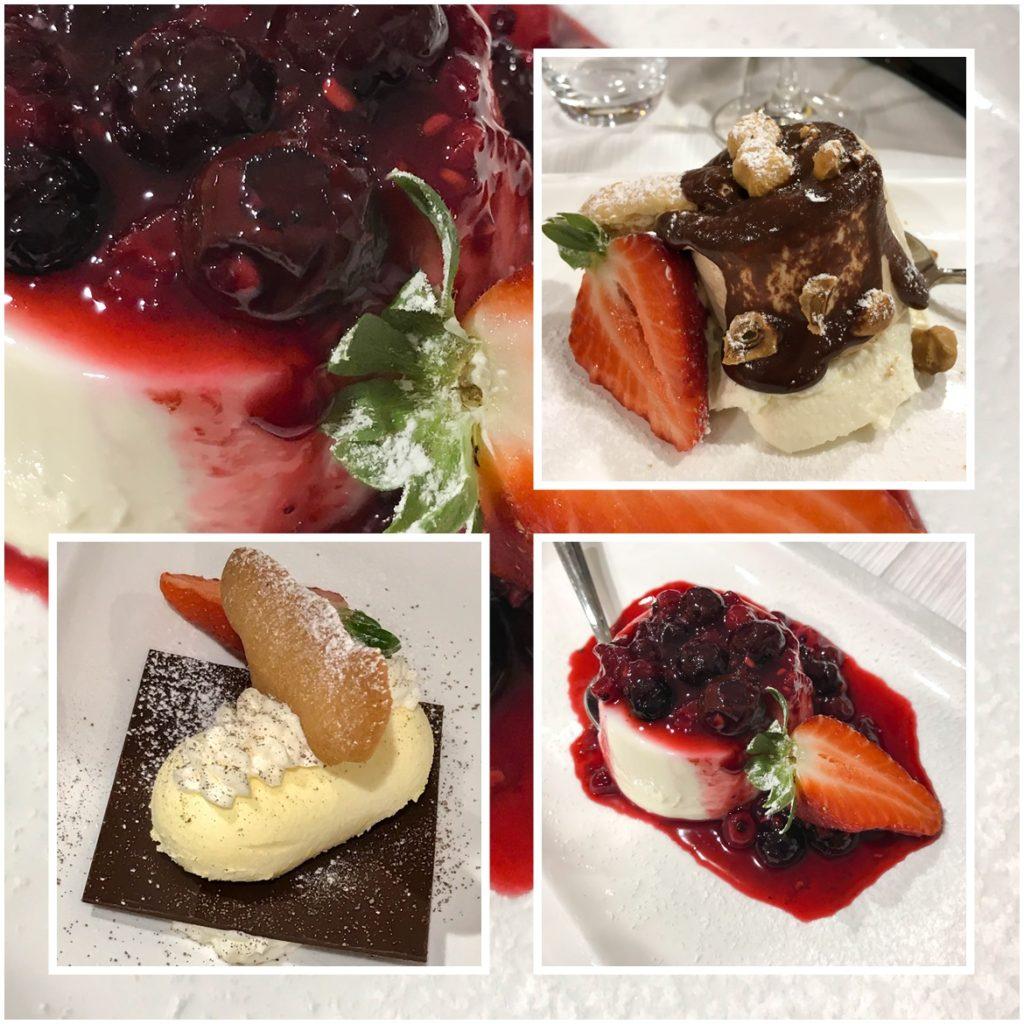 Ristorante Perbacco Dessert