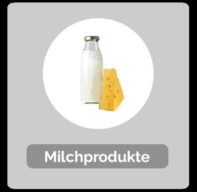 Umrechnung Milchprodukte