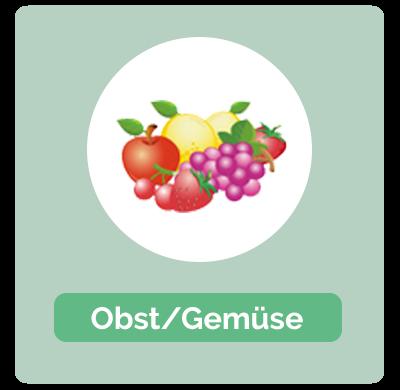 Umrechnung Obst und Gemüse