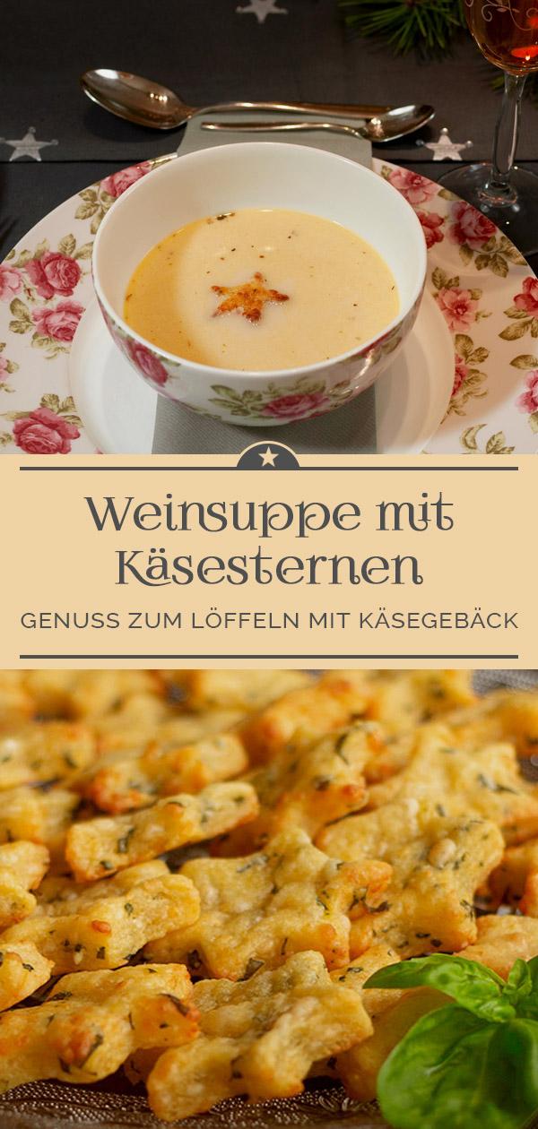 Weinsuppe