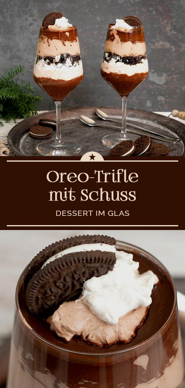 Oreo-Trifle