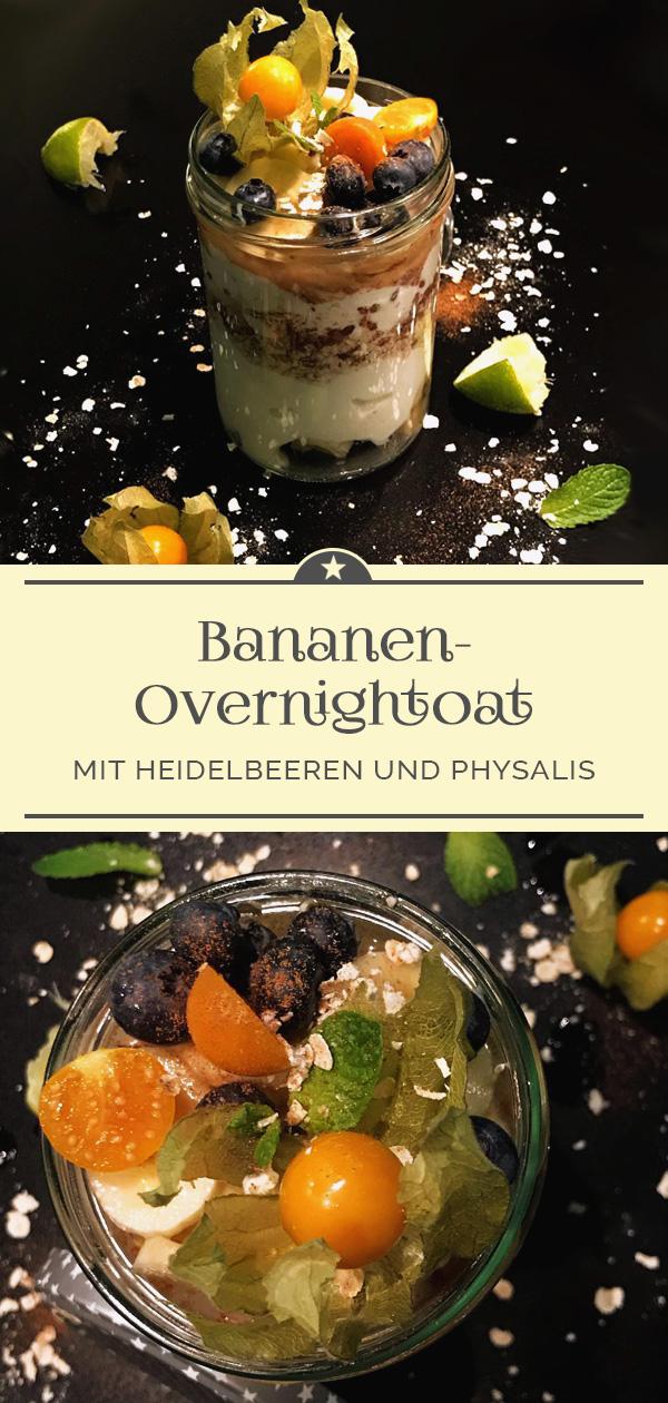 Bananen-Overnightoat