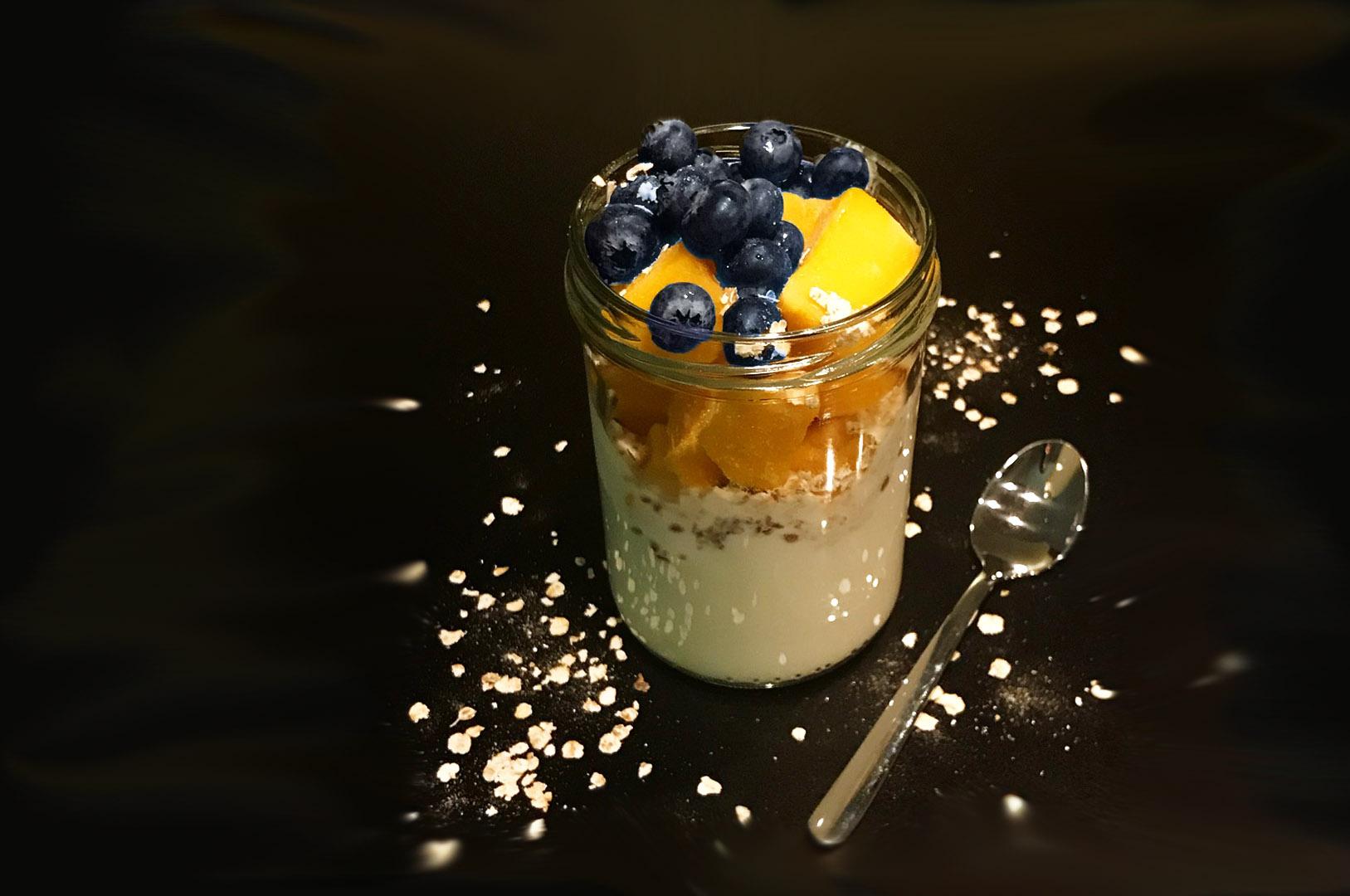 Mango-Overnightoat