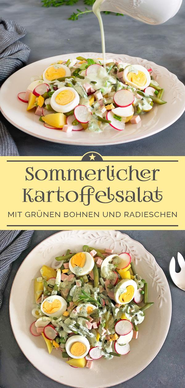 Sommerlicher-Kartoffelsalat