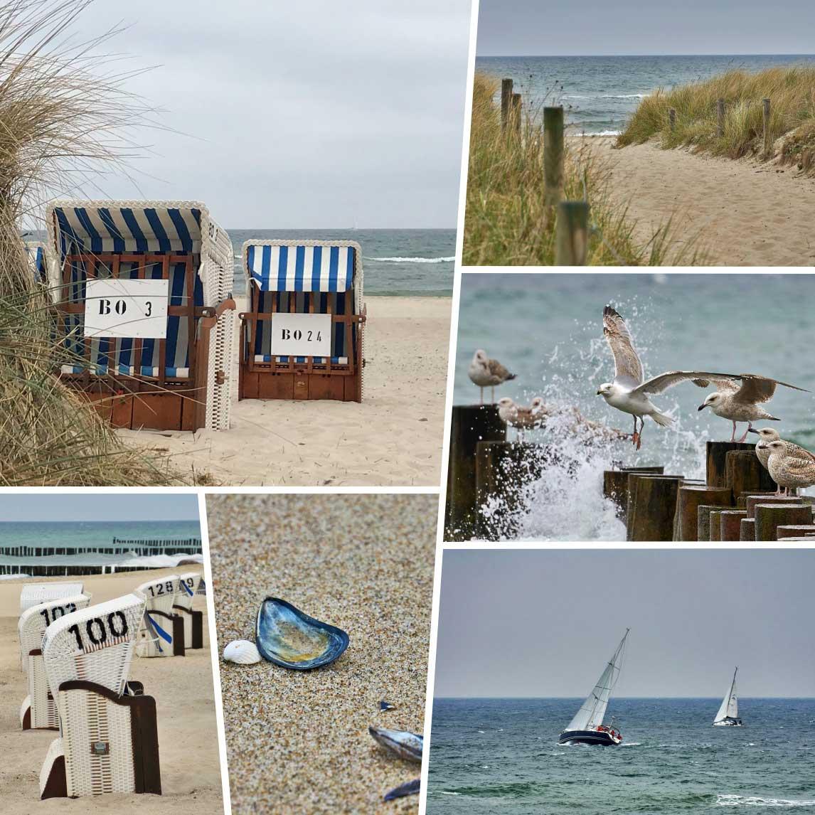 Ostsee Strand bei Heiligendamm