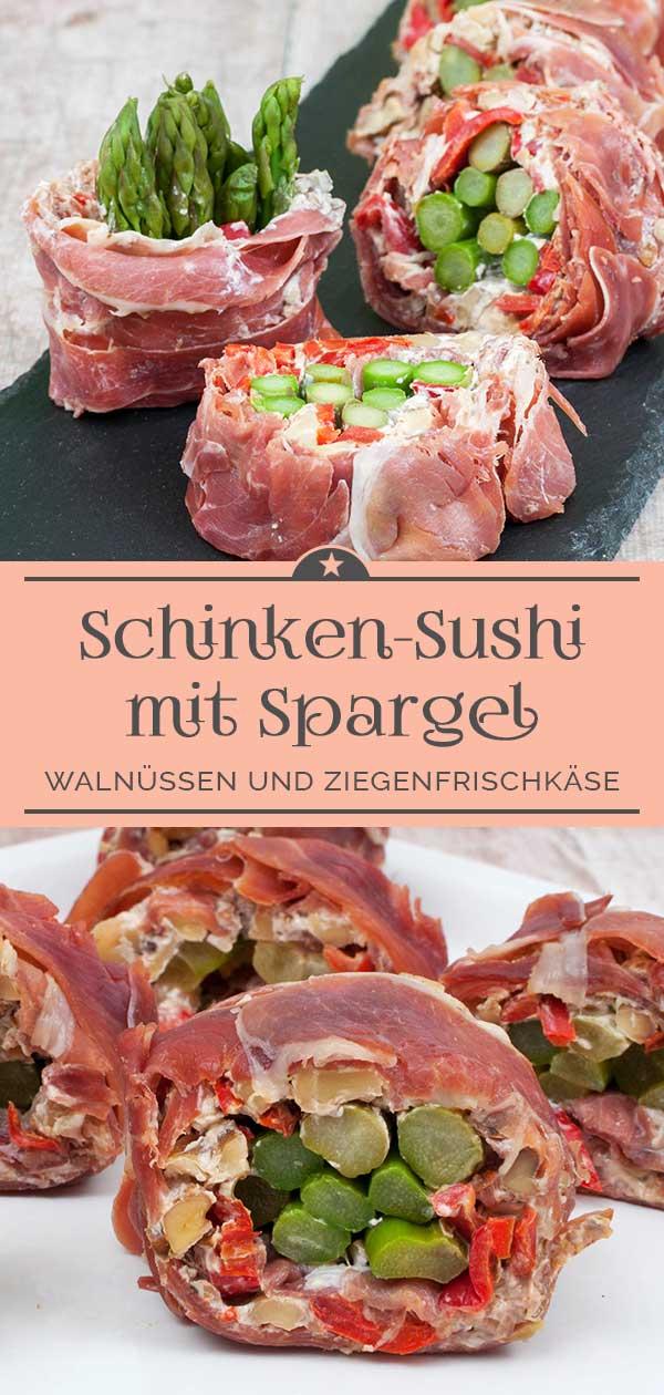 Schinken-Sushi-mit-Spargel