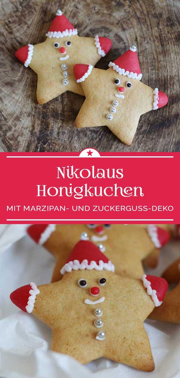Nikolaus-Honigkuchen