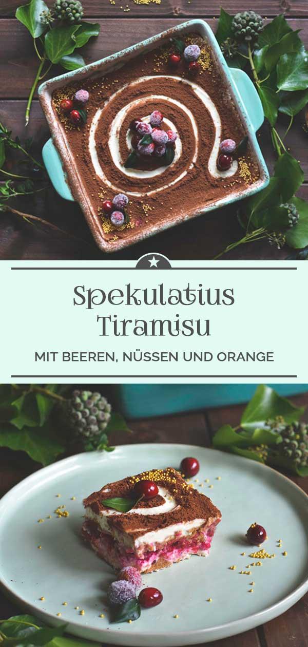 Spekulatius-Tiramisu