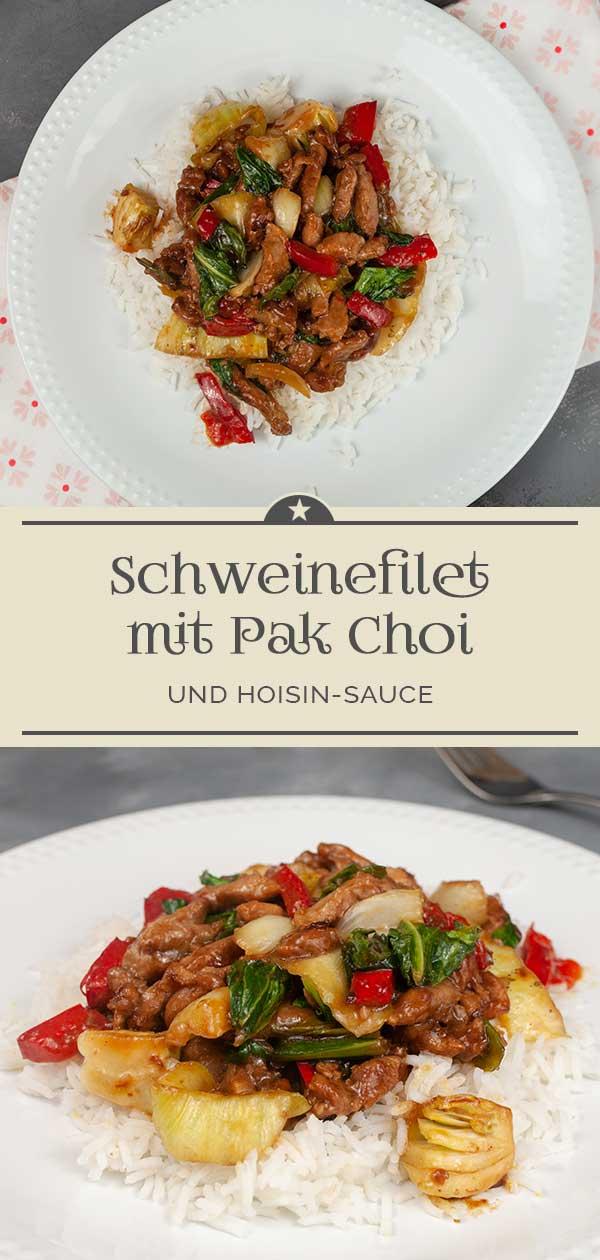 Schweinefilet-mit-Pak-Choi-und-Hoisin-Sauce