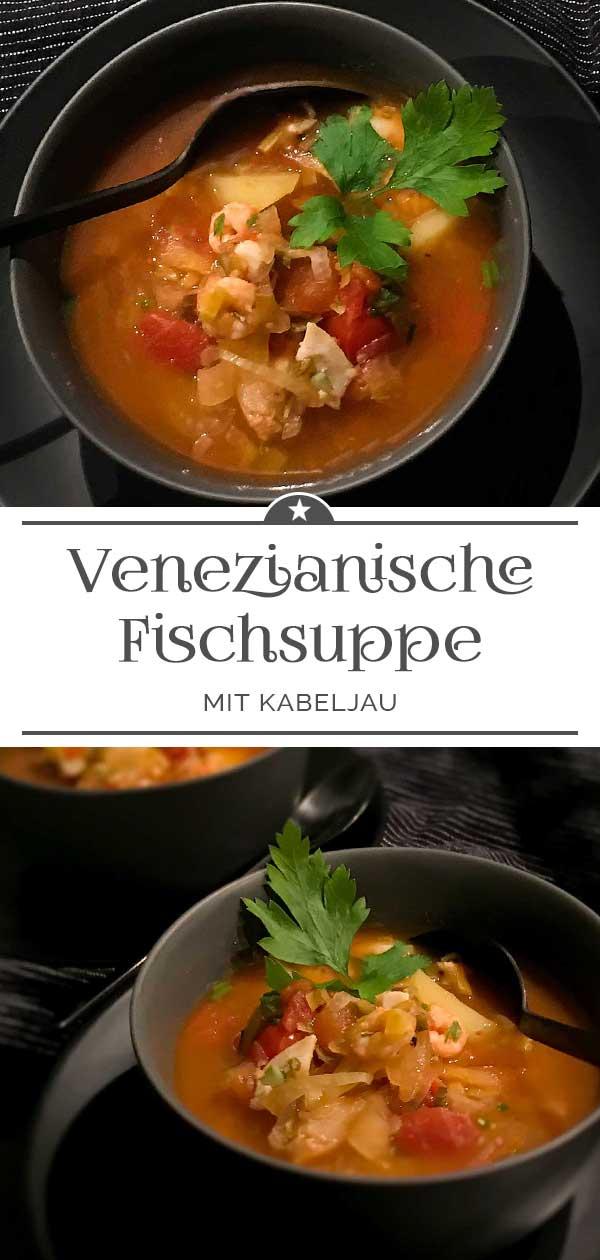 Venezianische-Fischsuppe