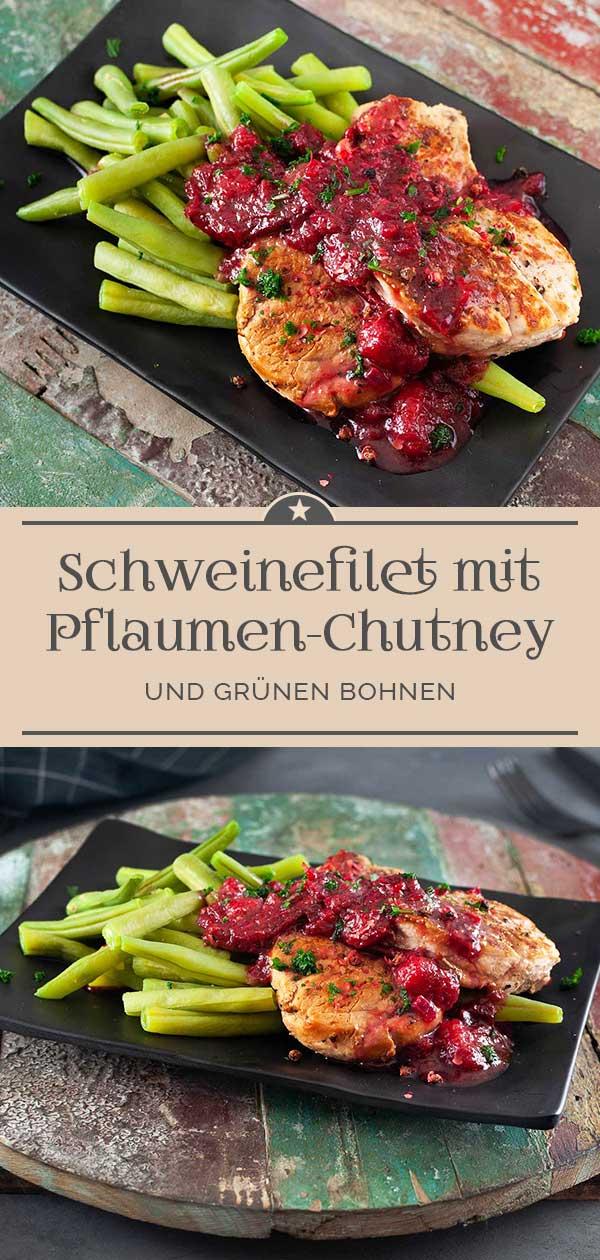 Schweinefilet-mit-Pflaumen-Chutney