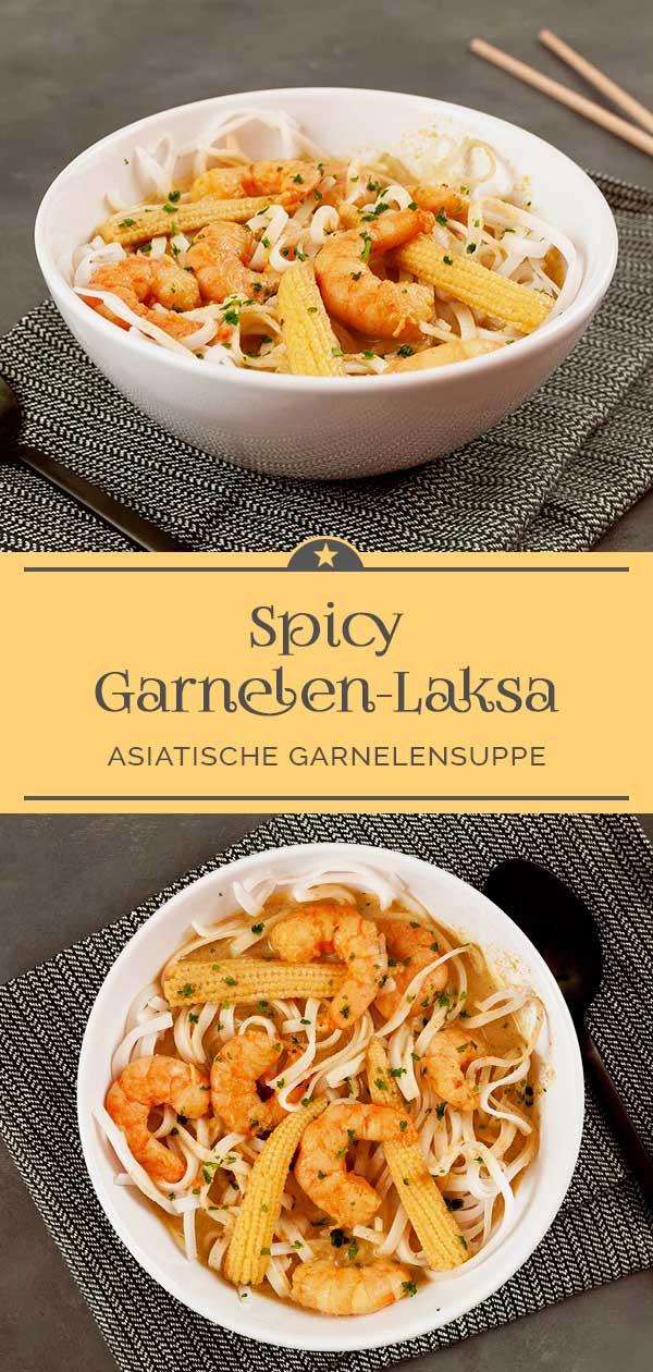 Spicy-Garnelen-Laksa