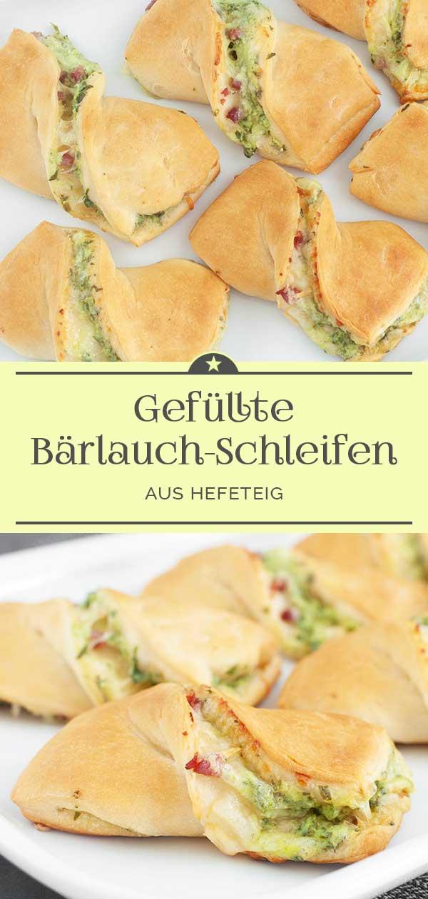 Baerlauch-Schleifen
